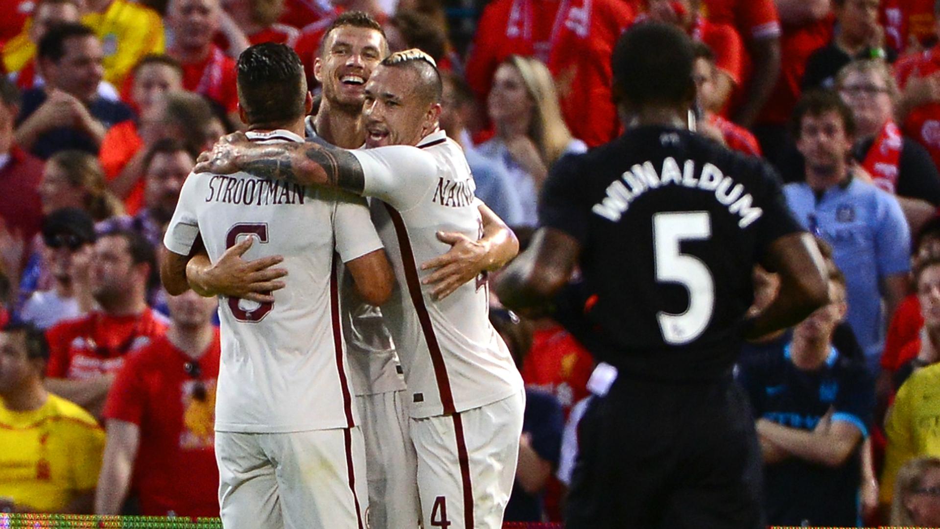Roma Liverpool