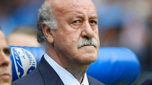 Vicente Del Bosque Italy Spain Euro 2016
