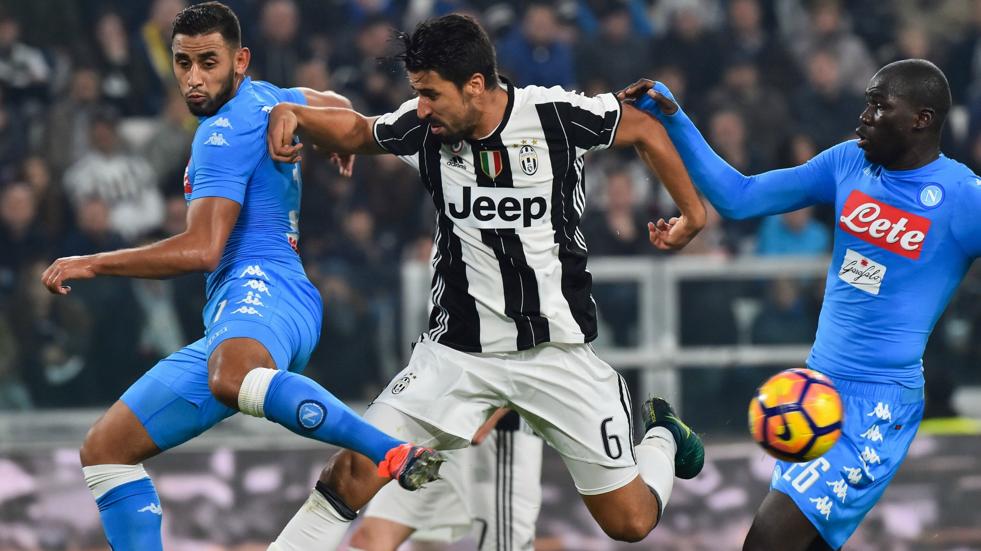 L'agente di Ghoulam offre il giocatore alla Juve: il Napoli dice no