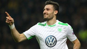 Daniel Caligiuri Inter Wolfsburg Europa League