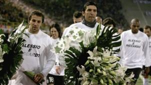 Buffon Del Piero 2006