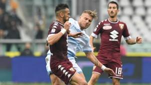 Immobile Castan Torino Lazio