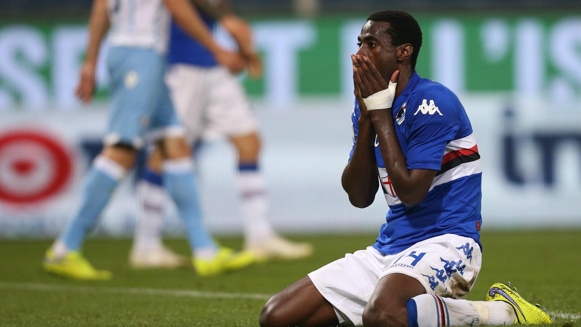 Pedro Obiang Sampdoria Lazio Serie A 16052015