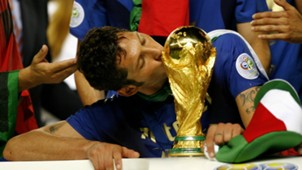 Italy France WC 2006 Materazzi
