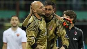 Christian Abbiati Milan Roma