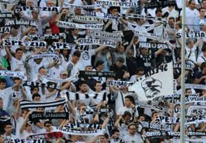 Spezia fans Serie B Italy
