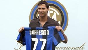 I peggiori acquisti dell'Inter