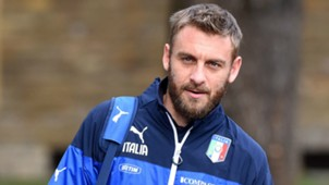 De Rossi Italy