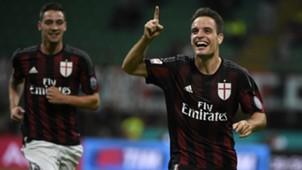 Bonaventura Milan Palermo Serie A
