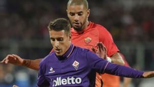Tello Bruno Peres Fiorentina Roma Serie A