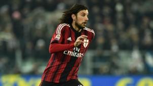 Cristian Zaccardo, Milan, Juventus, Serie A, 07022015