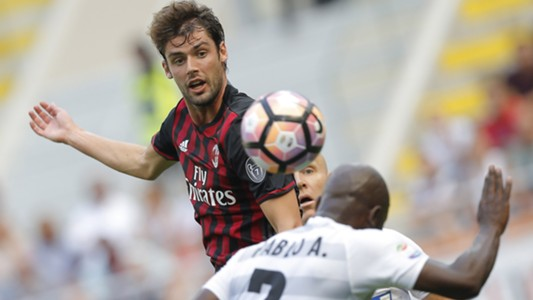 Andrea Poli Milan Udinese Serie A