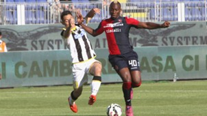 Paul Jose M'Poku Cagliari Udinese Serie A