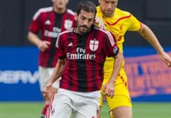 Riccardo Saponara Milan