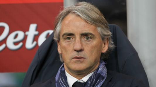Roberto Mancini Inter coach