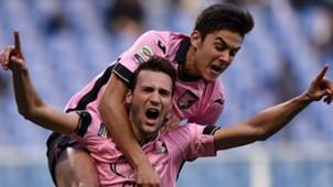 Vazquez, Dybala - Palermo