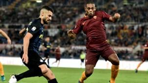 Juan Jesus Antonio Candreva Roma Inter