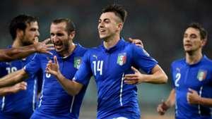 Stephan El Shaarawy Azerbaijan Italy