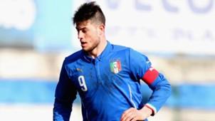 HD Alberto Cerri Italy U19 Georgia U19 International Friendly
