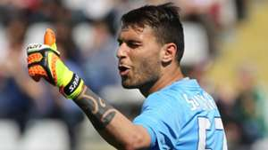 Marco Sportiello Atalanta Serie A Italy