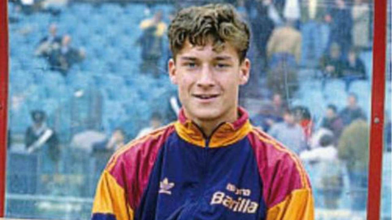 Francesco Totti Roma 1993