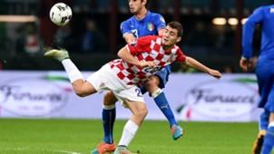Mateo Kovacic Italy Croatia