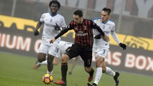 Giacomo Bonaventura Milan Atalanta