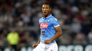 Jonathan De Guzman Napoli Serie A