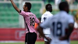 Ivajlo Chochev Palermo Genoa Serie A