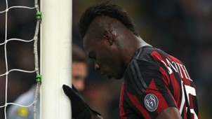 Mario Balotelli Milan Alessandria Coppa Italia 1032016