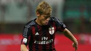 Keisuke Honda Milan Carpi Coppa Italia 13012016
