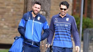 Sirigu Buffon Italy