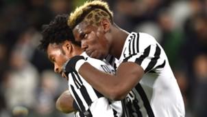 Pogba Cuadrado Juventus Torino Serie A