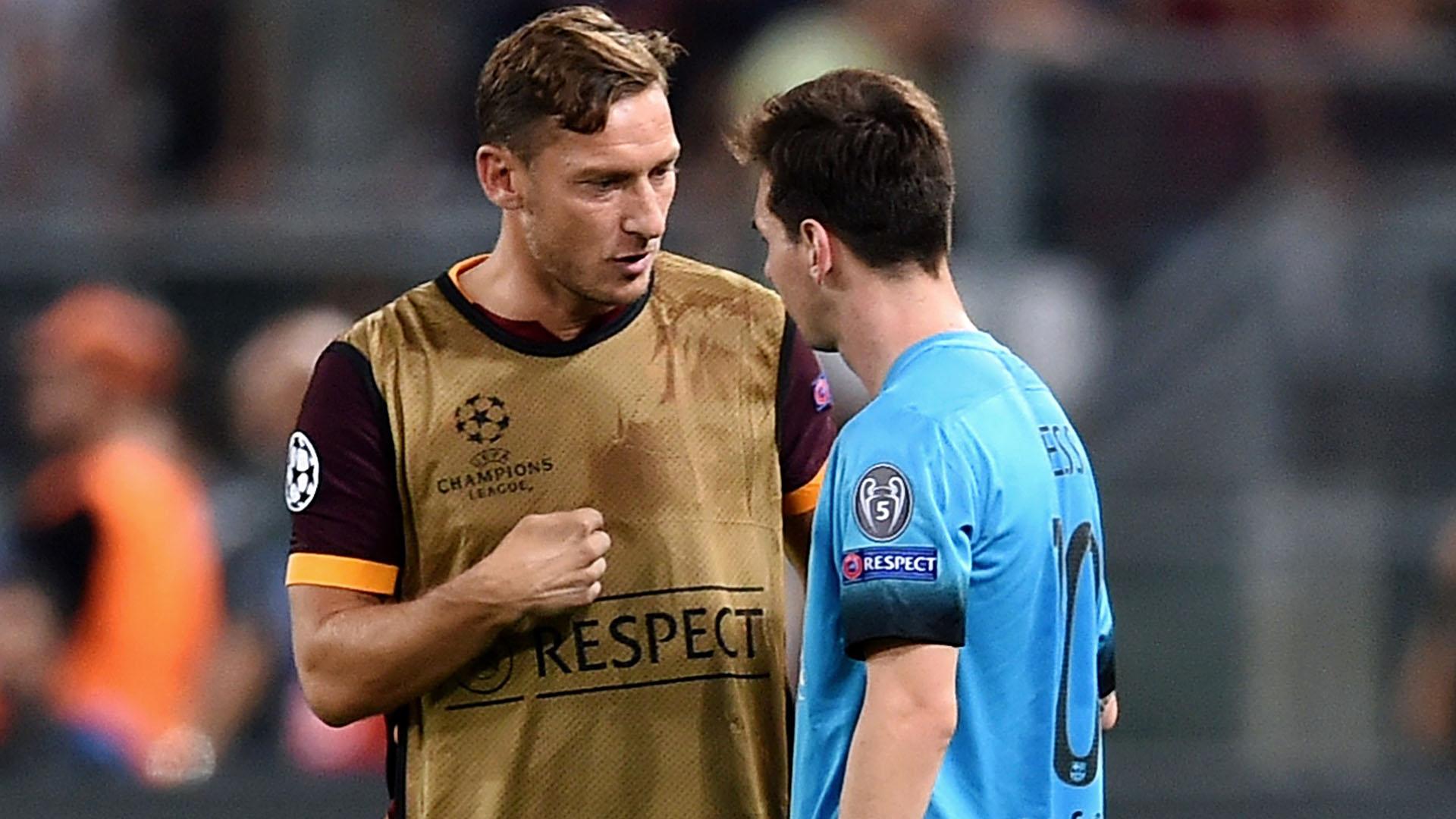 Barcelona lässt Rom keine Chance