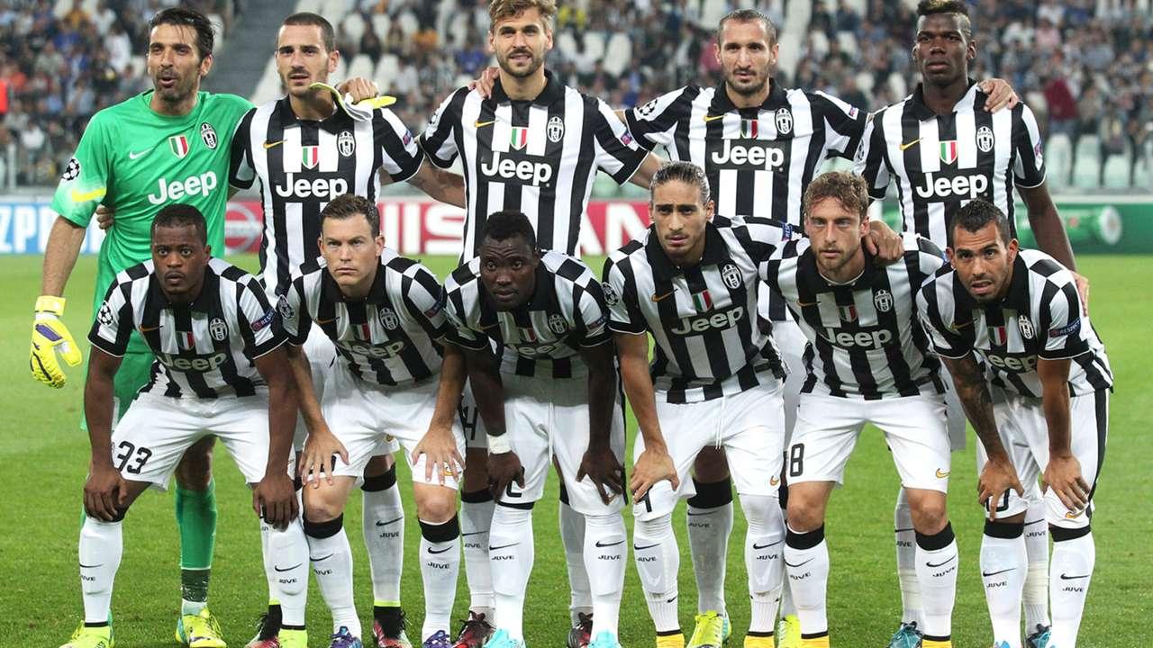 Juventus Malmoe Champions League