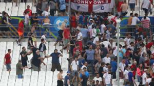England Russia fans Euro 2016