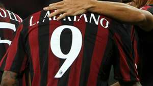 Luiz Adriano 9 Milan