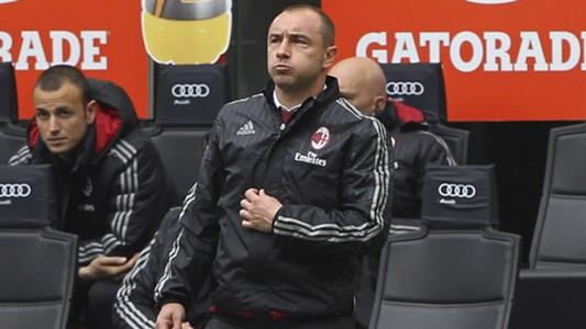 Cristian Brocchi Milan