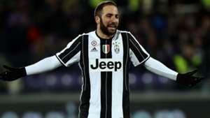 Gonzalo Higuain Fiorentina Juventus Serie A
