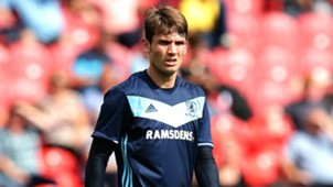 Marten De Roon Middlesbrough