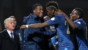 Kondogbia Pogba France