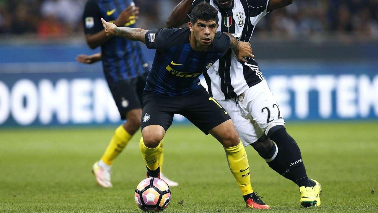 Banega Inter Juventus