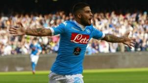Lorenzo Insigne Napoli Fiorentina Serie A