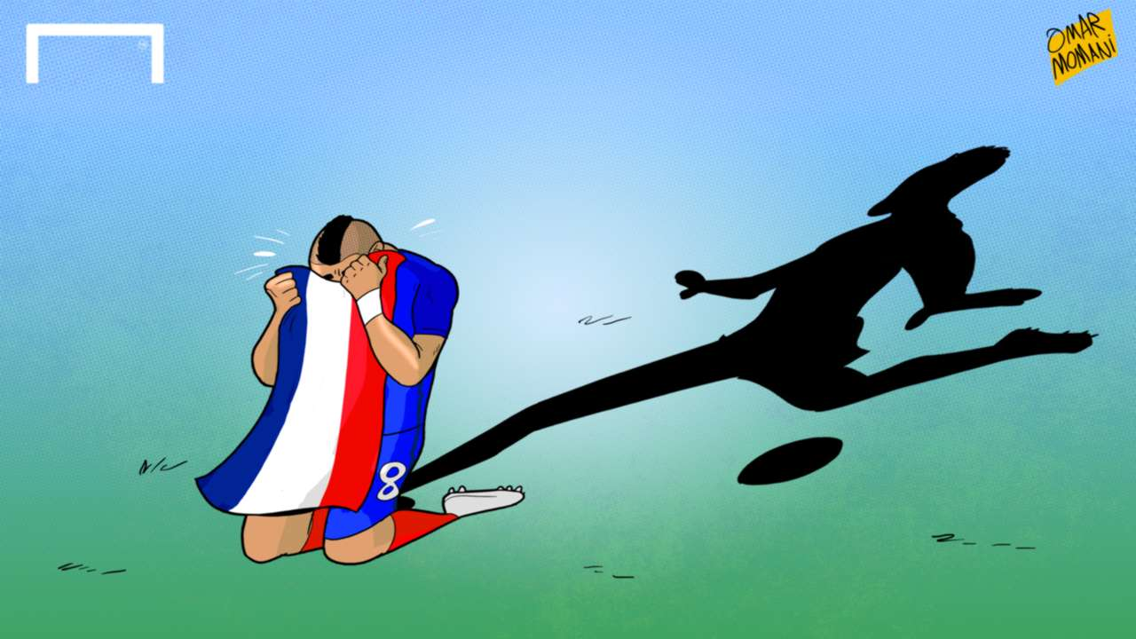 June 11 Cartoon - Payet's crying