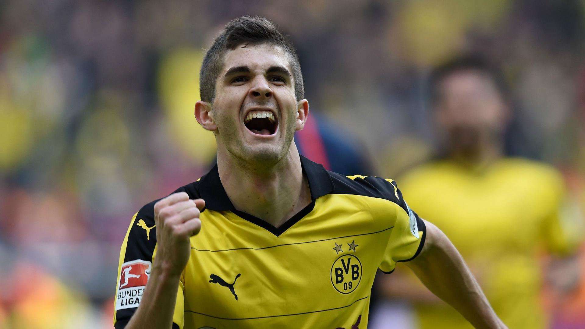 Christian Pulisic, Borussia Dortmund