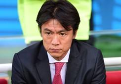 Hong Myung-Bo Korea World Cup 27062014