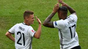 Joshua Kimmich Jerome Boateng Germany EURO 2016