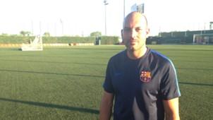Gabri Garcia Barcelona Juvenile A