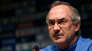 Uli Stielike Korea Republic press conference 13102014
