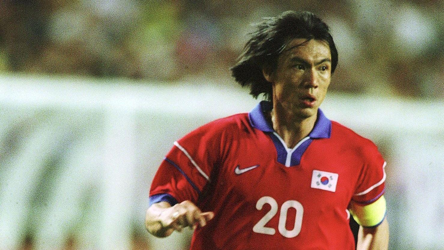 Hong Myung-Bo South Korea